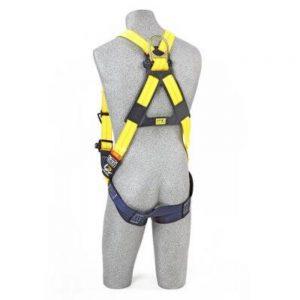 3M DBI-SALA 1102090 Delta Vest-Style Climbing Harness Universal – Tech-Lite Quick Connect