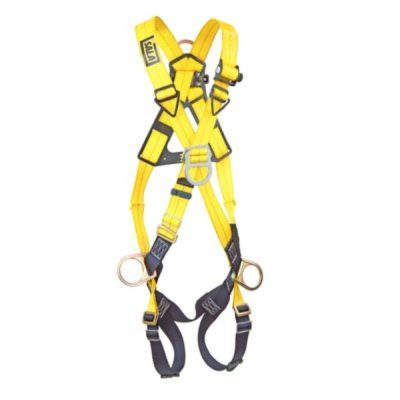 3M DBI-SALA 1103270 Delta Cross-Over Style Positioning/Climbing Harness Universal – Pass-Through