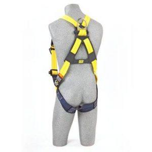 3M DBI-SALA 1110600 Delta Vest-Style Harness Universal -Tech-Lite Quick Connect
