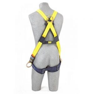 3M DBI-SALA 1110725 Delta Cross-Over Style Positioning/Climbing Harness Universal – Tech-Lite Quick Connect