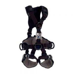 3M DBI-SALA ExoFit NEX Rope Access/Rescue Harness with Chest Ascender – Black-Out