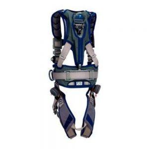 3M DBI-SALA ExoFit STRATA Construction Style Positioning Harness – Tongue Buckle Leg Straps