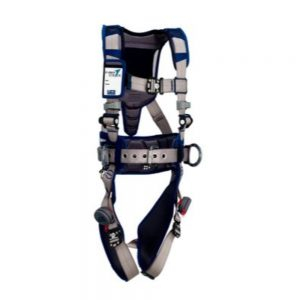 3M DBI-SALA ExoFit STRATA Construction Style Positioning Harness – Duo-Lok Quick Connect