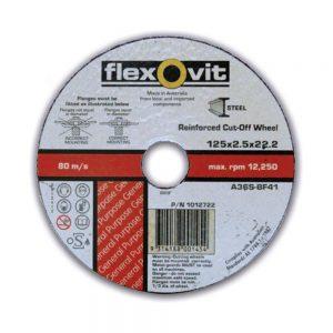 Flexovit Flat Type 41 Cutting-Off Wheels