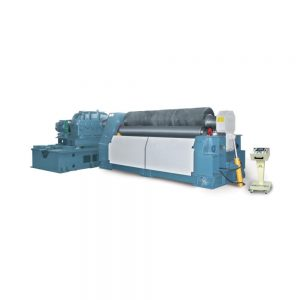 Synergic Automation 4-Roller Rolling Machine