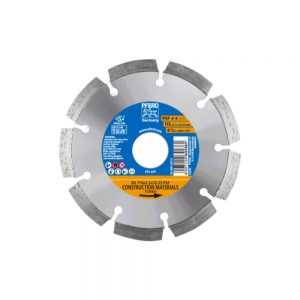 PFRED Diamond Cut Off Wheels – Construction Segmented For Fast Cutting DS PSF