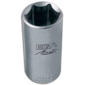 Ega Master 1/2″ 6 Long Serie Socket Wrenches 10-32mm