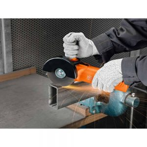 FEIN Compact Angle Grinder 1100W 5 in WSG 11-125