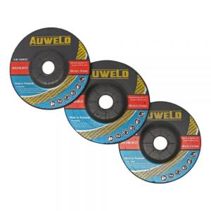 Auweld Stainless Steel Depressed Centre Cutting Wheel Type 42