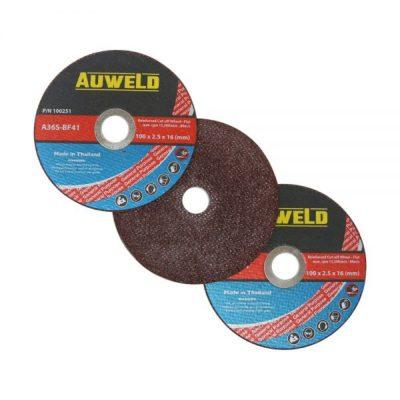 Auweld Steel Cutting Wheel Type 41