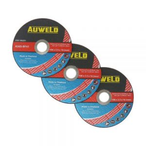 Auweld Steel Depressed Centre Cutting Wheel Type 42