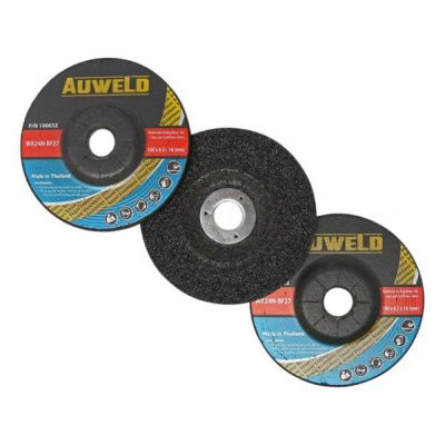 Auweld Stainless Steel Grinding Wheel Type 27