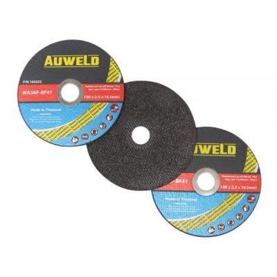 Auweld Stainless Steel Cutting Wheel Type 41