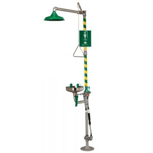 HAWS 8300.158 AXION MSR Emergency Shower and Eyewash