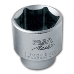 Ega Master Socket Wrench 3/4″ MM 6PT