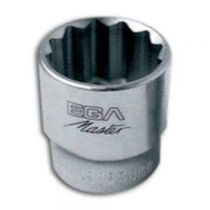Ega Master Socket Wrench 3/8″ 12PT