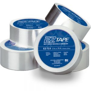 Aquasol EZ Tape Fully Coated Aluminum Tape