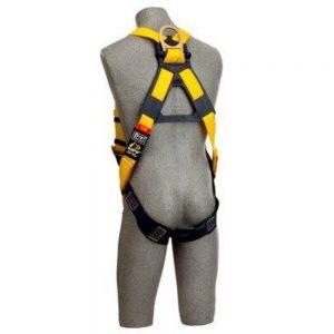 3M DBI-SALA 1102001 Delta Vest-Style Harness Universal – Parachute Buckle