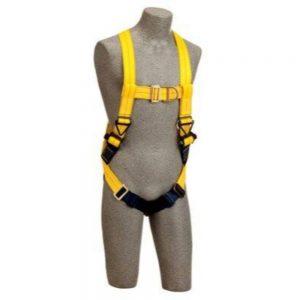 3M DBI-SALA 1112126 Delta Vest-Style Climbing Harness Universal – Pass-Through Buckle
