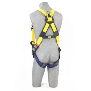 3M DBI-SALA 1103321 Delta Vest-Style Harness Universal – Pass-Through
