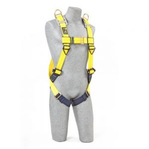 3M DBI-SALA 1101781 Delta Vest-Style Retrieval Harness Universal – Pass-Through Buckle
