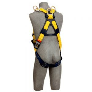 3M DBI-SALA 1101254 Delta Vest-Style Retrieval Harness Universal – Tongue Buckle