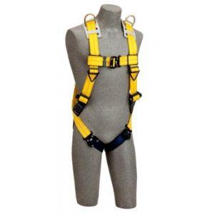 3M DBI-SALA 1110602 Delta Vest-Style Retrieval Harness Universal – Tech-Lite Quick Connect