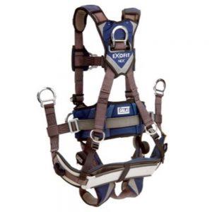 3M DBI-SALA ExoFit NEX Tower Climbing Harness