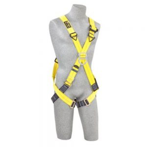 3M DBI-SALA 1102010 Delta Cross-Over Style Climbing Harness