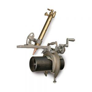 Mathey Dearman Manual Saddle Machine