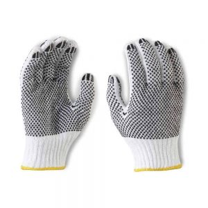 ACES A608 Double Sided Polka Dot Glove