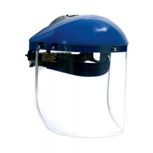 ACES A300 Face Shield With Ratchet Headgear