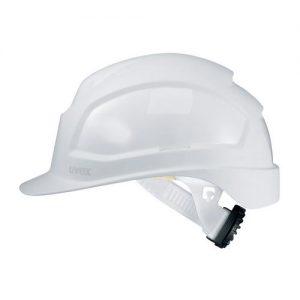 Uvex 9771030 Pheos C-WR White with Ventilation Safety Helmet