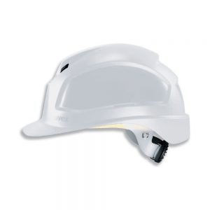 Uvex 9772039 Pheos B-WR White Safety Helmet