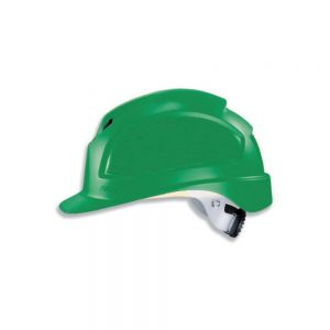 Uvex 9772439 Pheos B-WR Green Safety Helmet