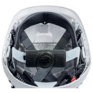 Uvex 9773050 Pheos Alpine White Safety Helmet