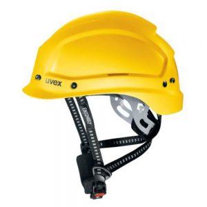 Uvex 9773150 Pheos Alpine Yellow Safety Helmet