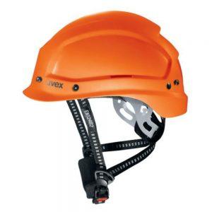 Uvex 9773250 Pheos Alpine Orange Safety Helmet