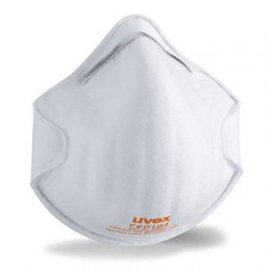Uvex 8732200 SILV-AIR C 2200 FFP2 N95 Mask