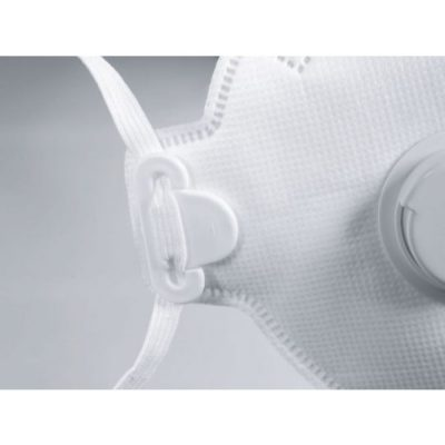 Uvex 8733210 SILV-AIR C 3210 FFP2 N95 Folding Mask with Valve