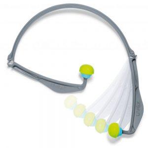 Uvex 2125344 X-Fold Banded Earplugs