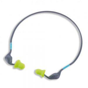 Uvex 2125372 Xact-Band Banded Earplugs
