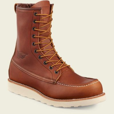 Red Wing 10877 Men's Traction Tred 8-Inch Boot