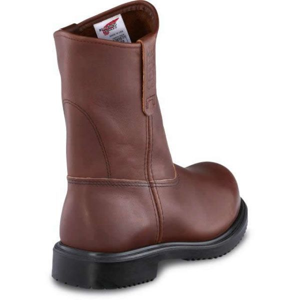 Red Wing 8241 Men's Pecos 9-Inch Pull
