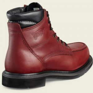 Red Wing 202 Men's Supersole 6-Inch Boot