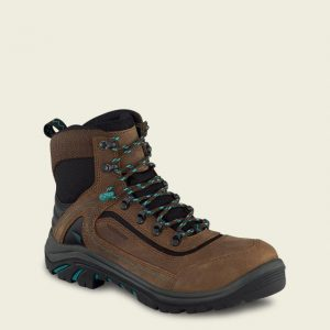 Red Wing 2346 Women Tradeswoman 6-Inch Safety Boot