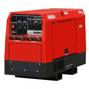 Shindaiwa Diesel Welder DGW500DM-415CC