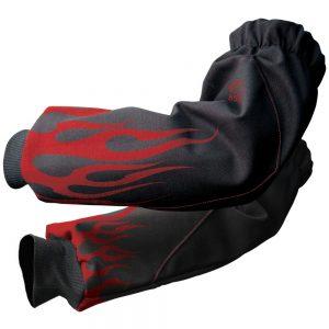 Black Stallion BSX FR Cotton Sleeves  Black-BX9-19S-BK
