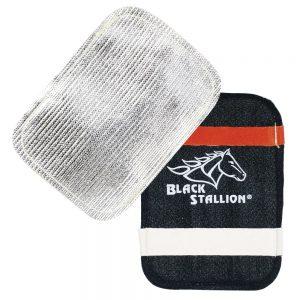 Black Stallion Carbon Fiber Backpad – BP-CB