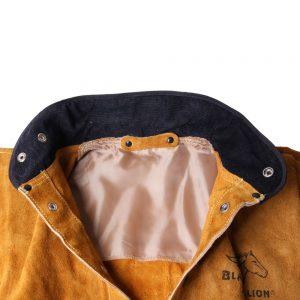 Black Stallion Split Cowhide Welding Jacket-30WC